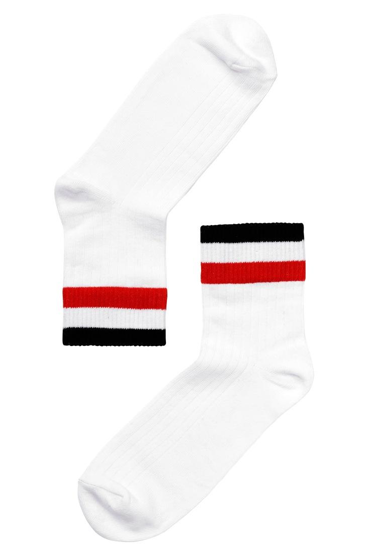 Monki Sporty Socks