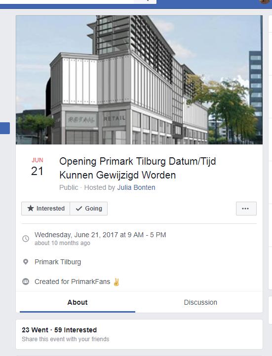 2018-04-18 13_45_22-Opening Primark Tilburg Datum_Tijd Kunnen Gewijzigd Worden